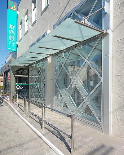 群馬銀行藤岡支店