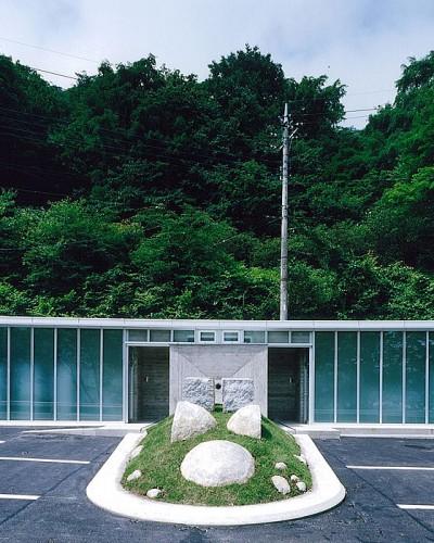 榛名湖畔公衆トイレ