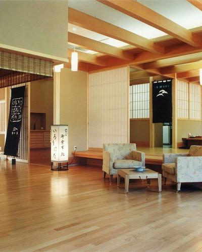 木曽古道 木曽福島温泉 駒の湯